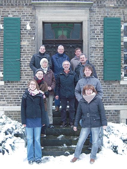 Das Team der Biologischen Station