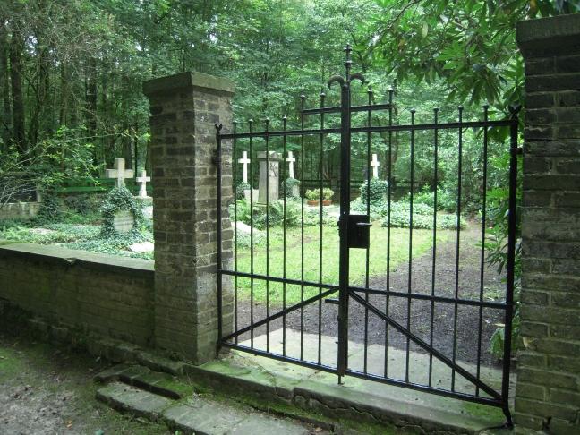 Friedhof der Familie von Bodenschwingh