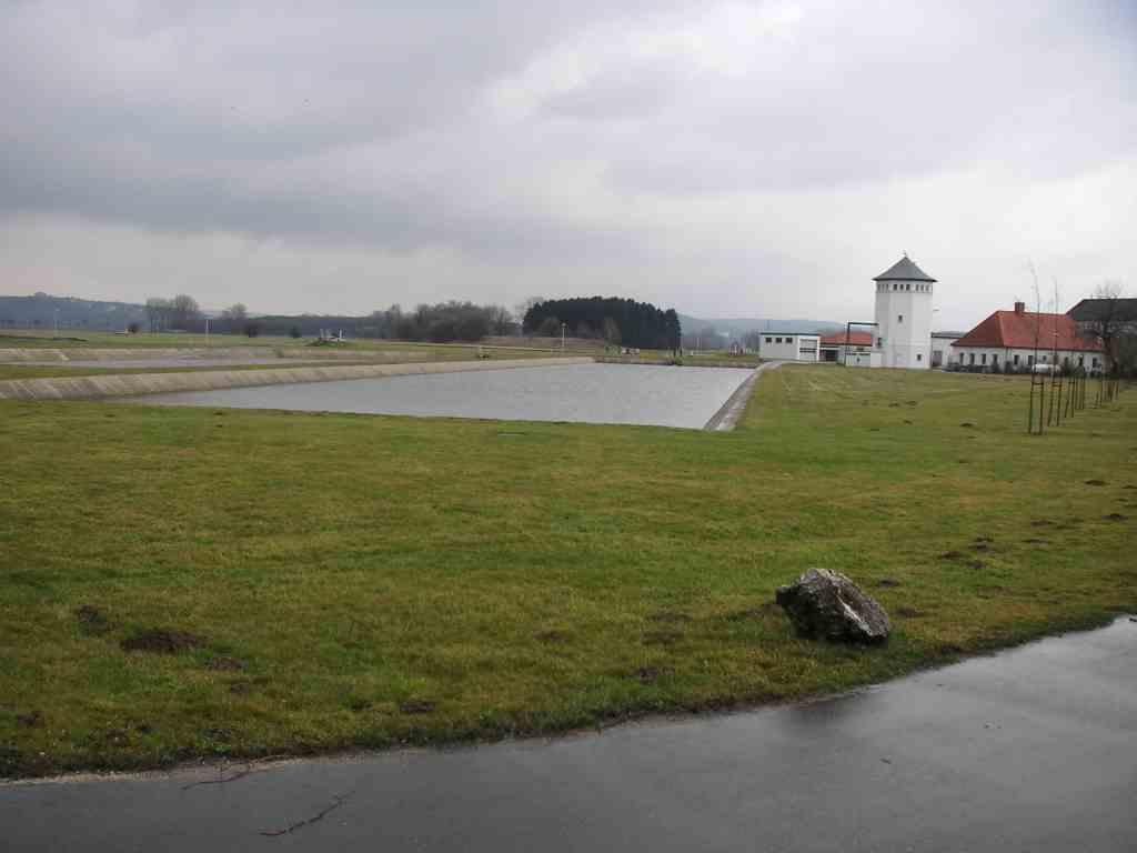 Trinkwassergewinnung für Millionen – hier das Hammer Wasserwerk in Fröndenberg an der Ruhr